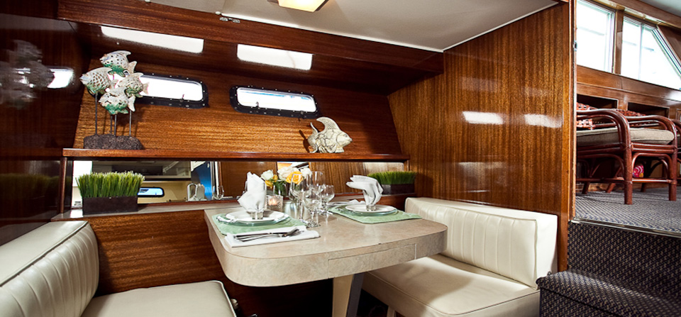 Galley Dinette
